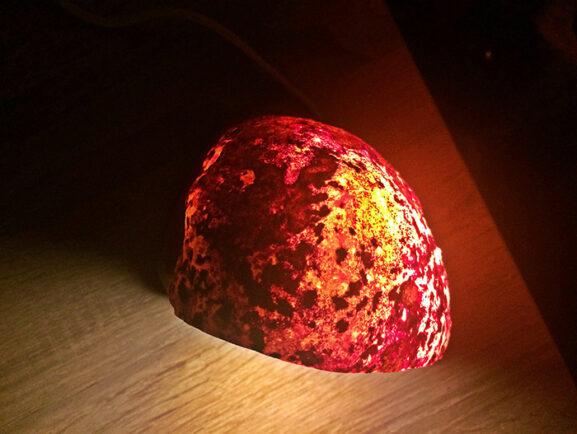 Лампа Розов Ахат