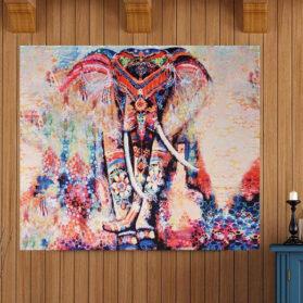 Бохо Индийско Слонче Декорация